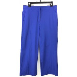 J Crew patio cropped pants in two way stretch 6026